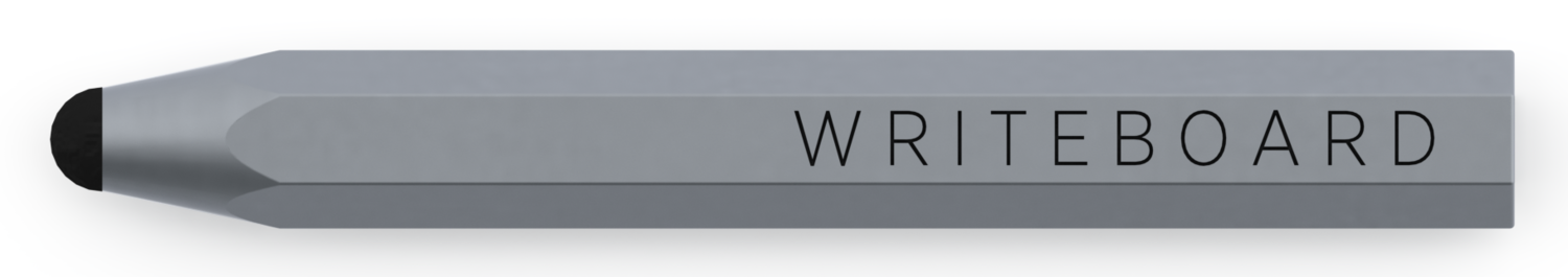 Writeboard the first wi. Pen clipart white board