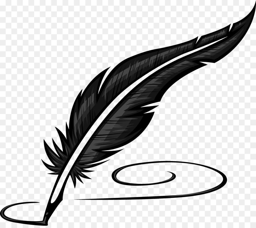 Pen clipart writer pen. Pin on feathers ink