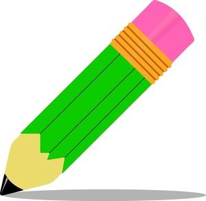 Pencil clipart. Clip art images panda