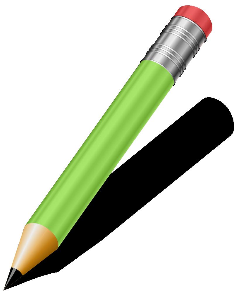 Pencil clipart label. Onlinelabels clip art short