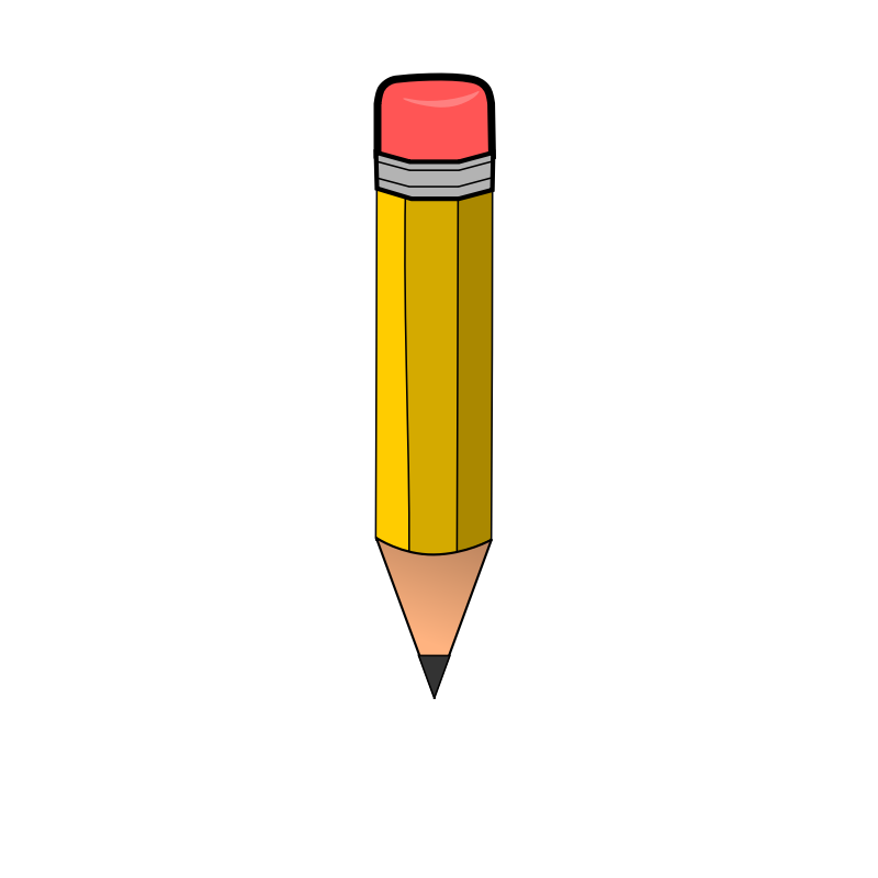 Free images of a. Pencil clipart logo