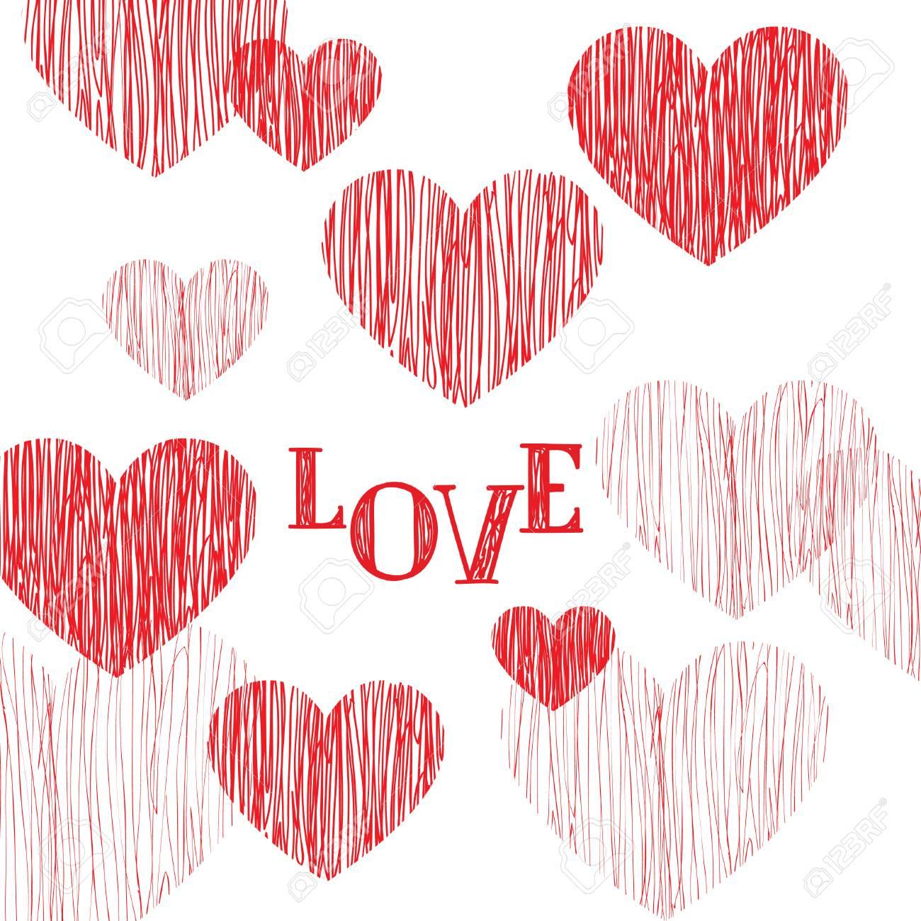Free download clip art. Pencil clipart valentine