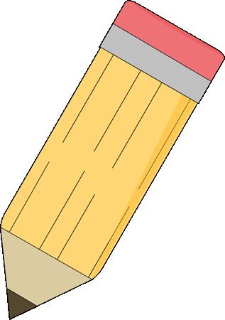 Pencil clipart. Clip art kids images