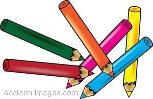 Clip art of a. Pencils clipart
