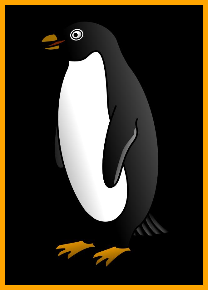 Amazing pororo pesquisa sky. Clipart penquin chinstrap penguin