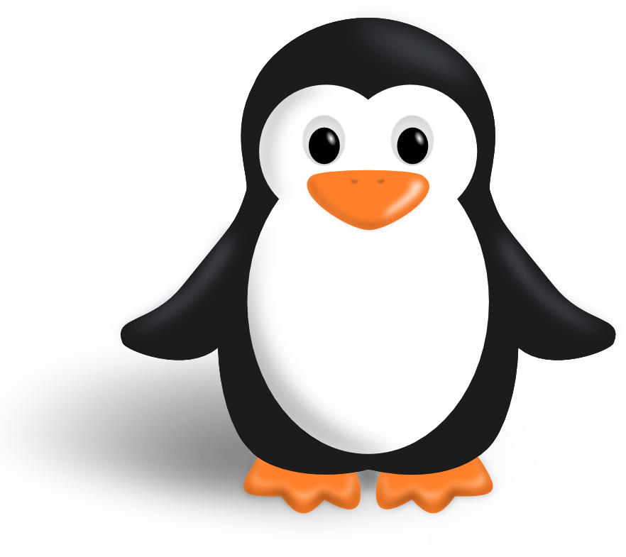 Penguins clipart. Free cute penguin clipartfest