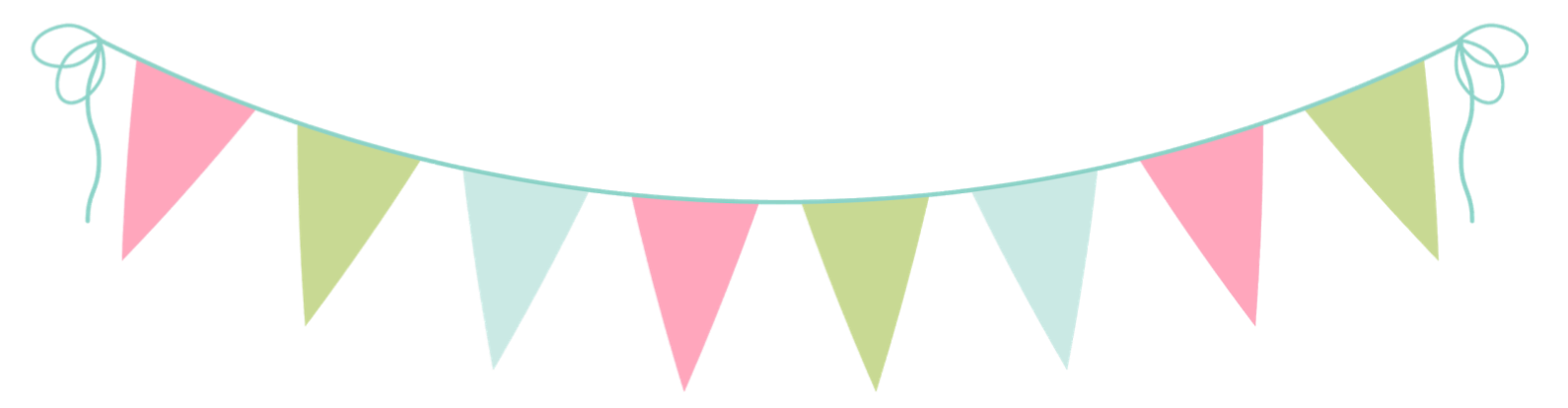 Pennant clipart. Banner free download best