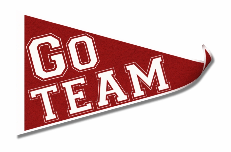 Go free png . Pennant clipart team
