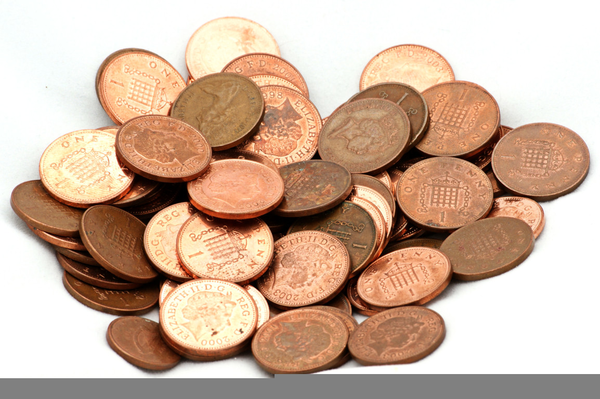 Pennies clipart. Free images at clker