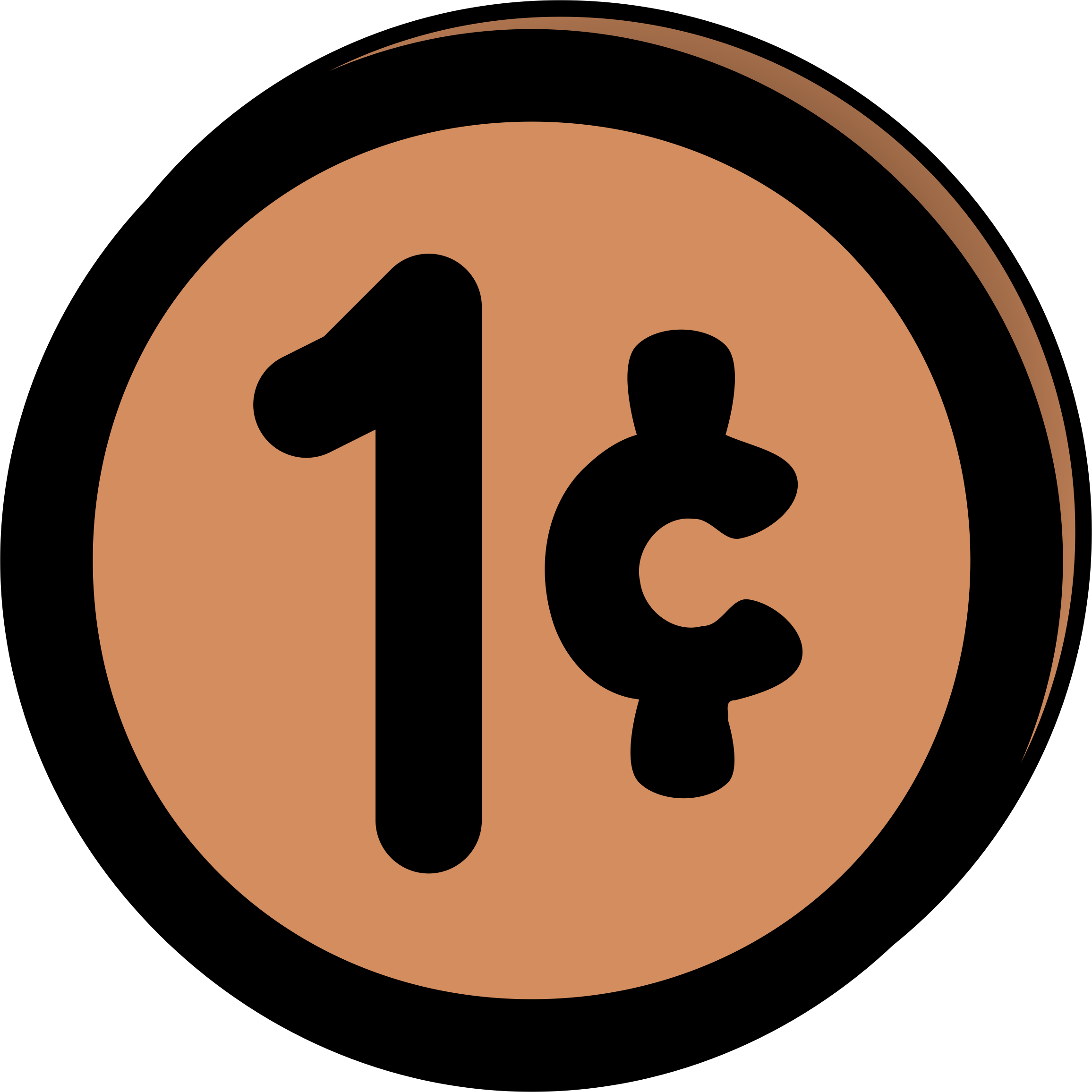 Proud clipart penny. Big image png