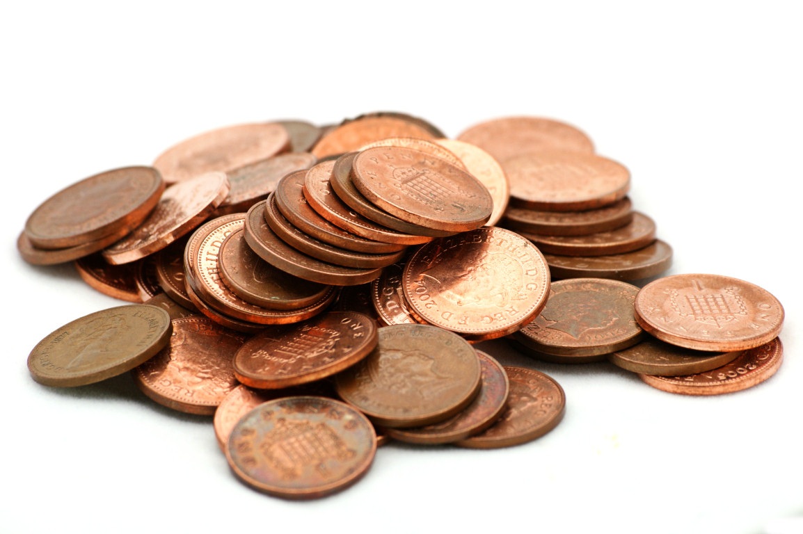 Image result for copper coins clipart