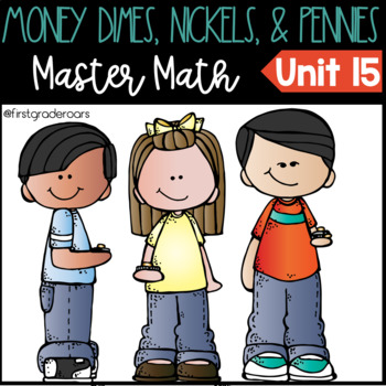 Pennies clipart first. Money dimes nickels guided