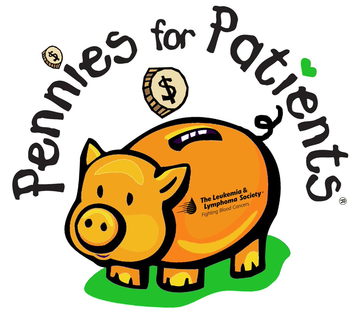 Tms principal on twitter. Pennies clipart penny for patient