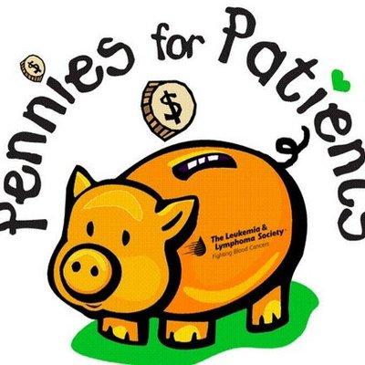 Pennies clipart penny for patient. Patients hrhsp p twitter