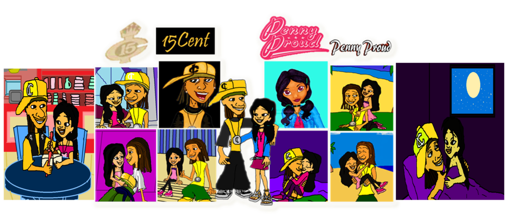 Pennies clipart proud.  cent and penny