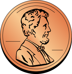 Penny clipart. Free cliparts download clip