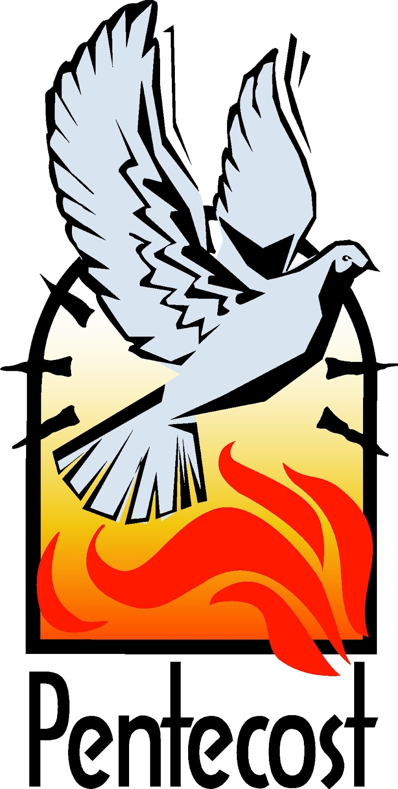 Awesome collection digital p. 2018 clipart pentecost sunday