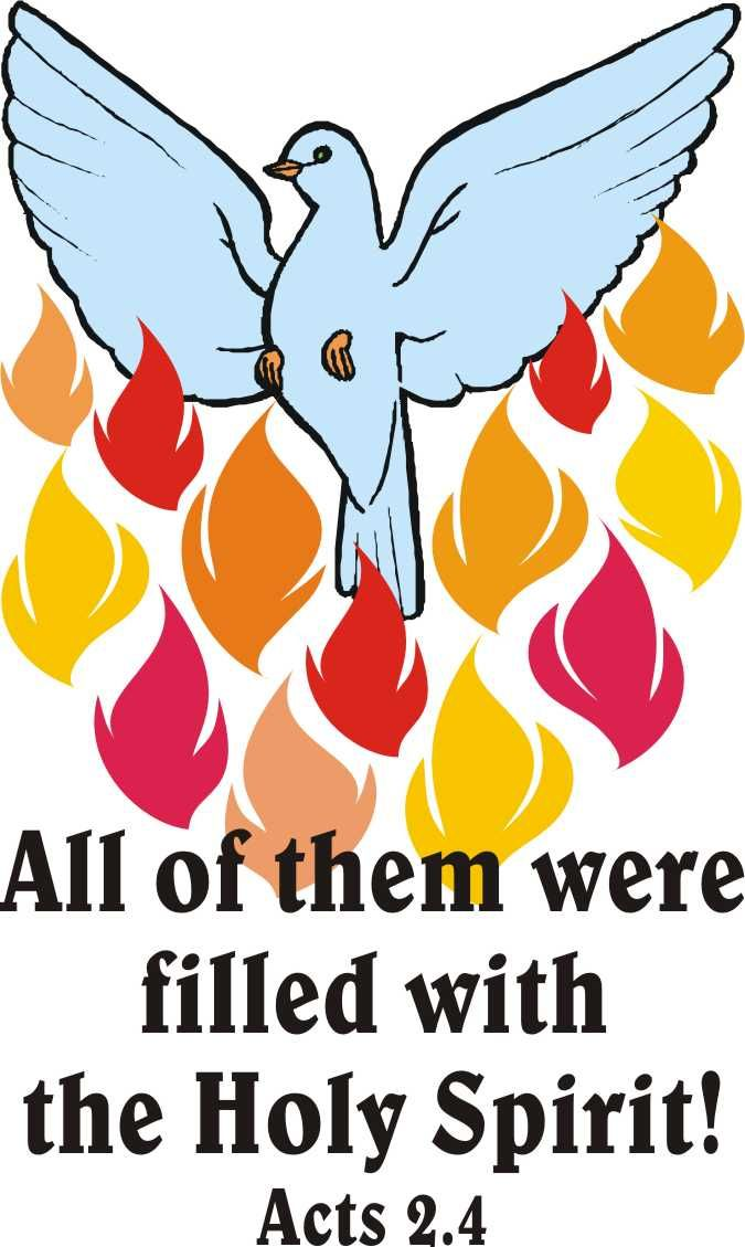 Church clipart bulletin board. Pentecost sunday quotes quotesgram