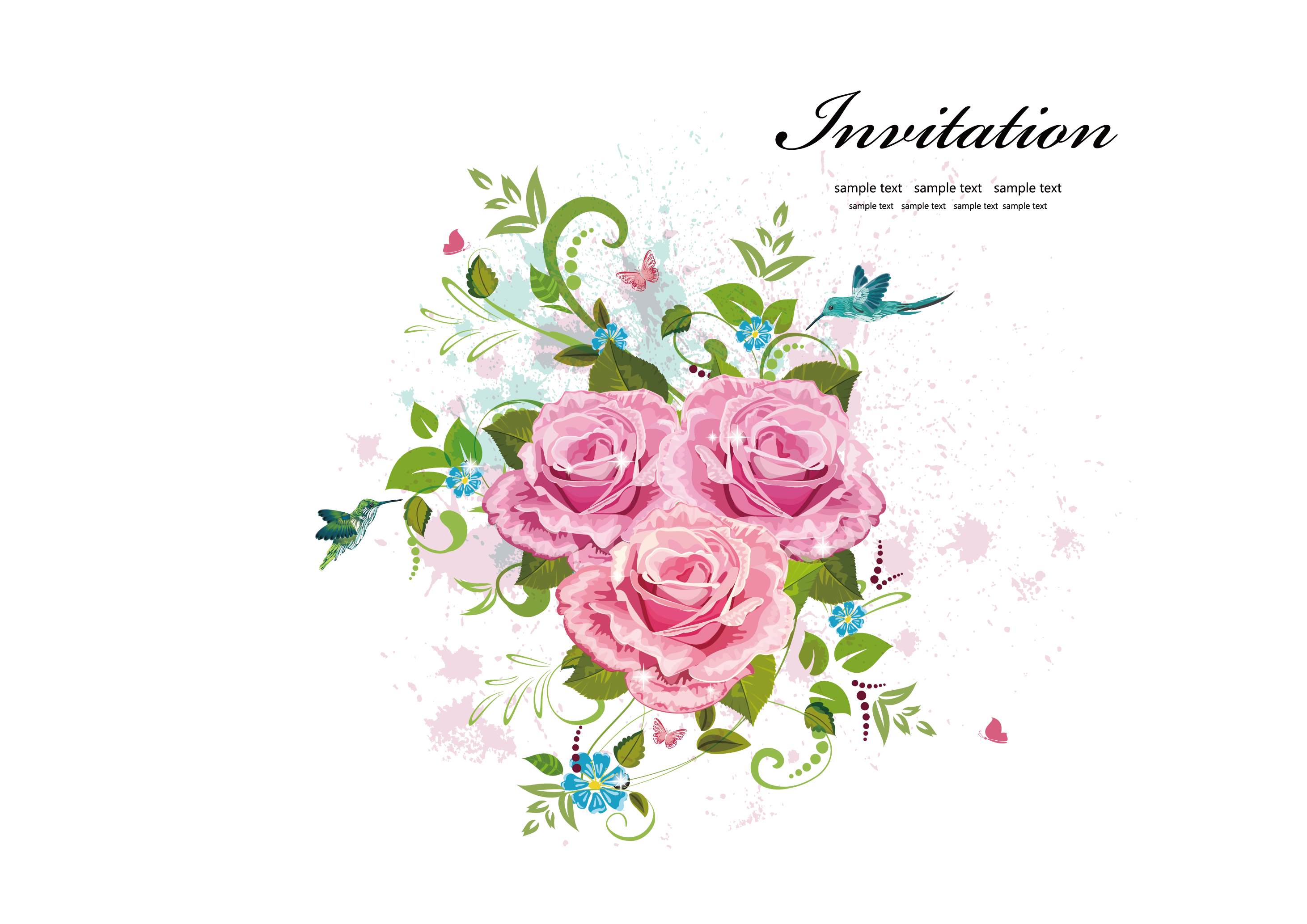 Peony clipart wedding flower. Invitation clip art hand