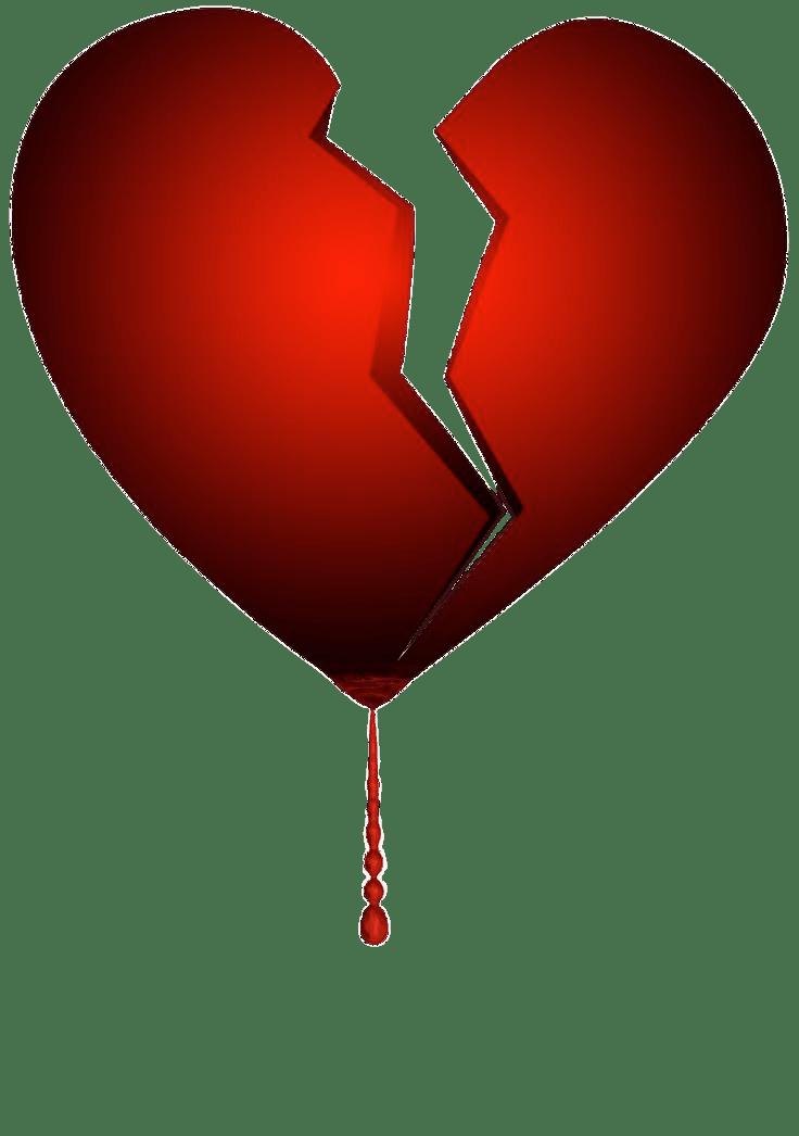 Bleeding heart transparent png. People clipart broken hearted