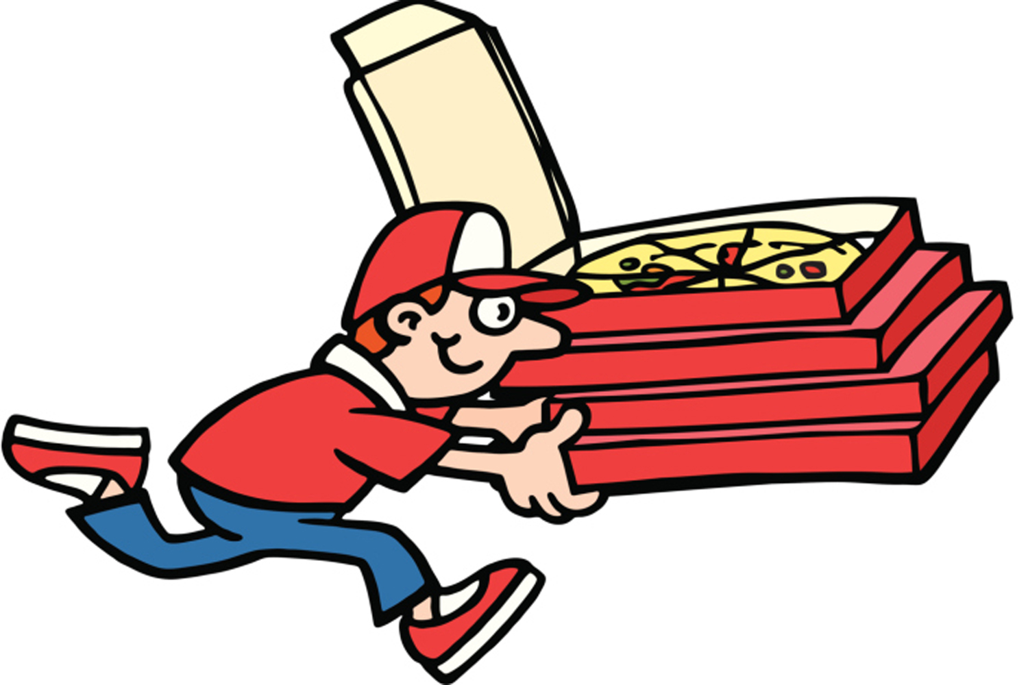 Pizza clipart pizza place. Free delivery pictures download