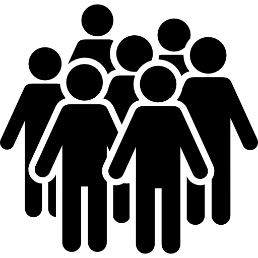 Queue svg . People icon png