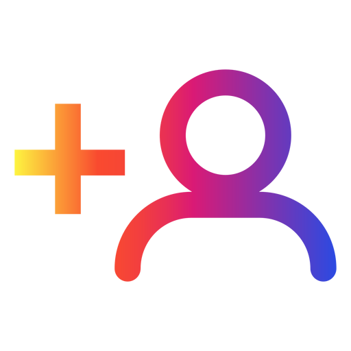 People icon png. Instagram discover transparent svg
