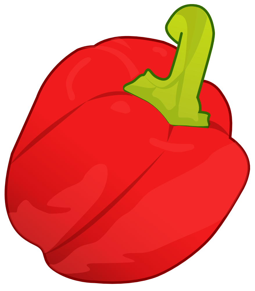 Peppers clip art free. Pepper clipart