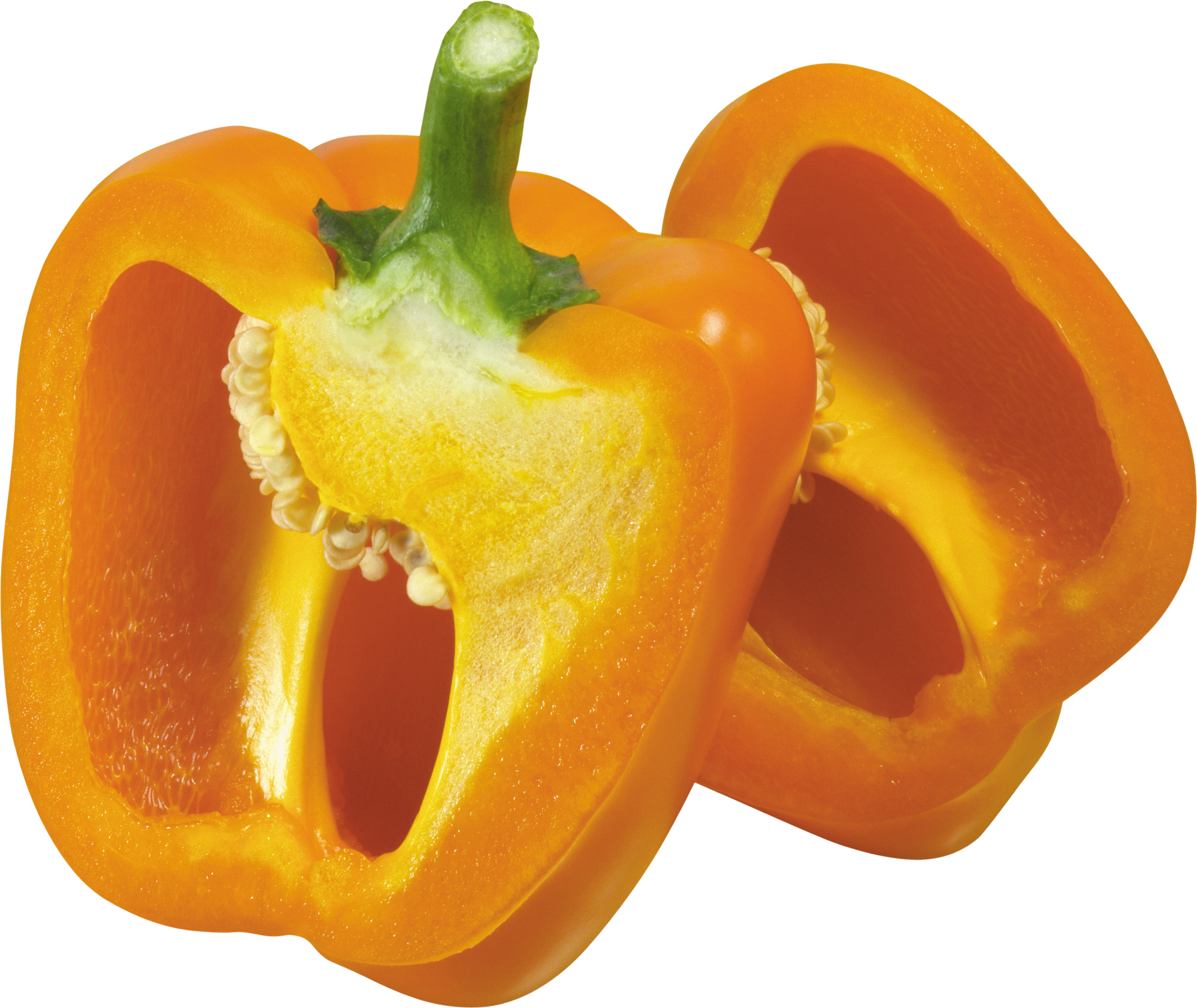 Peppers clipart yellow pepper. Bell three isolated stock