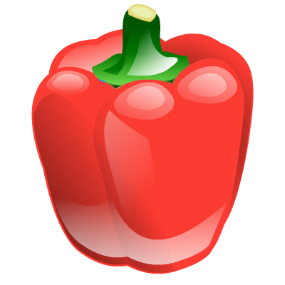 . Pepper clipart