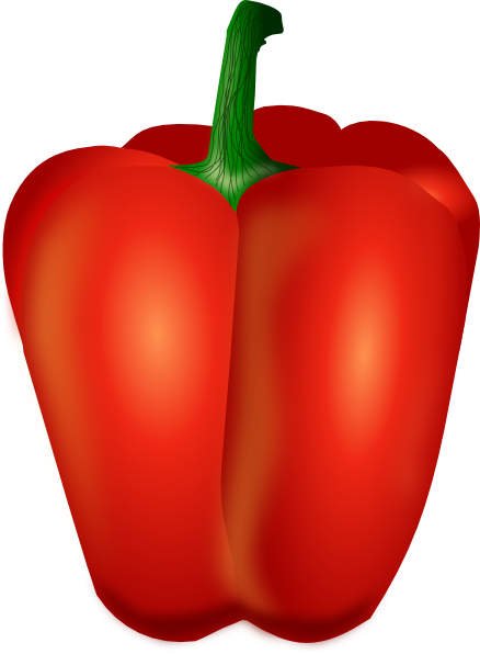 Pepper clipart. Clip art at clker