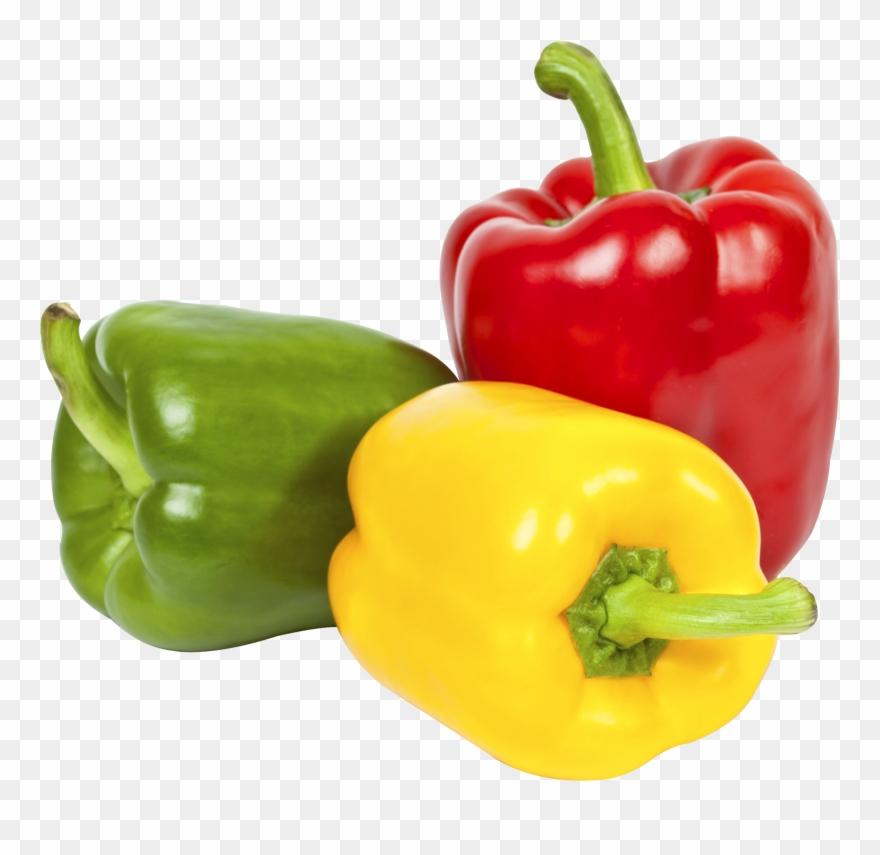 Peppers clipart sweet pepper. Bell pinclipart