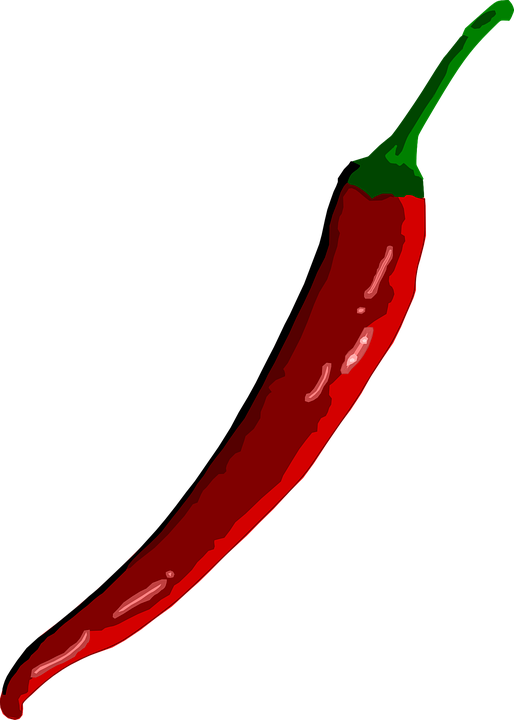 Chili cartoon shop of. Pepper clipart border