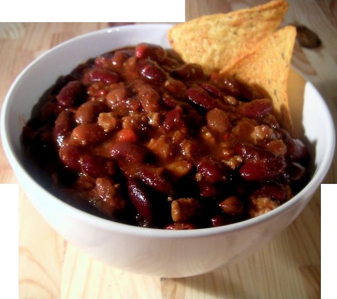 Soup chili soup