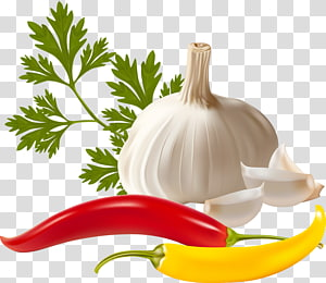 Pepper clipart chili garlic. Transparent background png cliparts