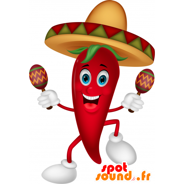 Purchase mascot giant spice. Pepper clipart chili mexican