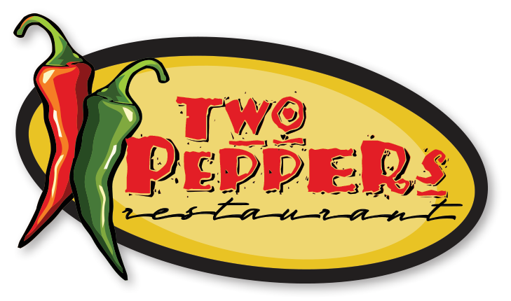 Restaurants clipart animated. Two peppers serving your