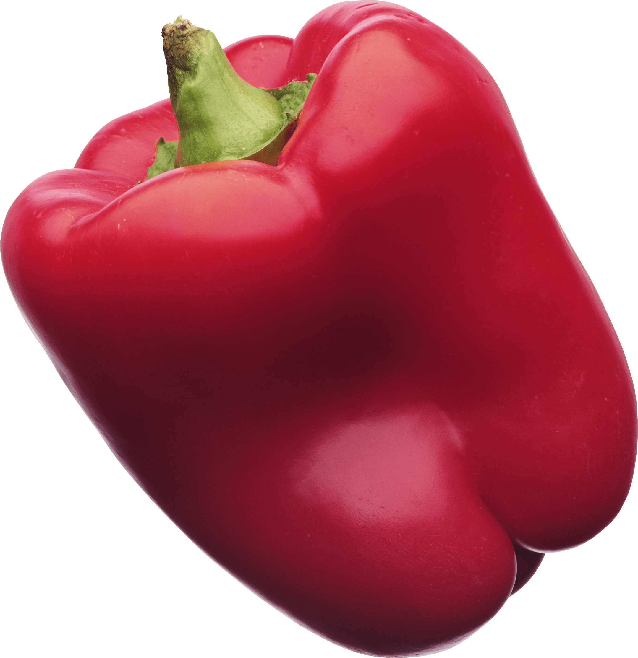 Red transparent png stickpng. Peppers clipart bell pepper