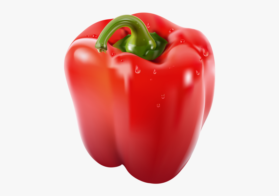 Chili bell png free. Pepper clipart red pepper