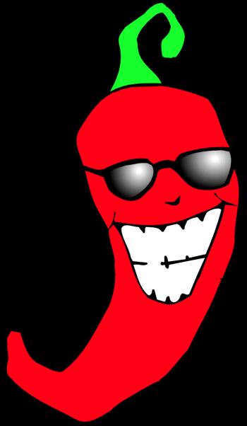 Chili clip art borders. Pepper clipart spice