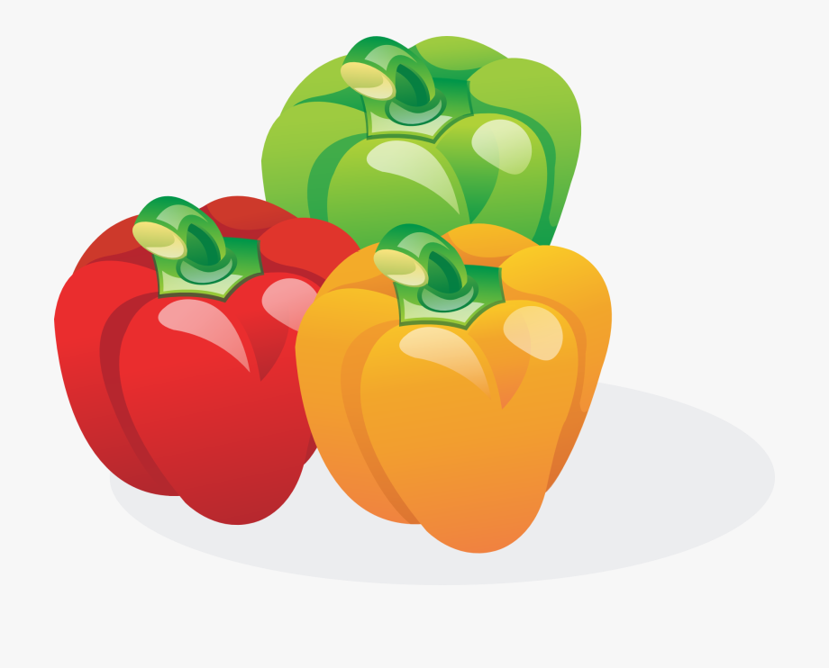 Bell pepper chili con. Peppers clipart