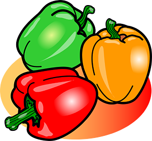 Clip art free panda. Peppers clipart