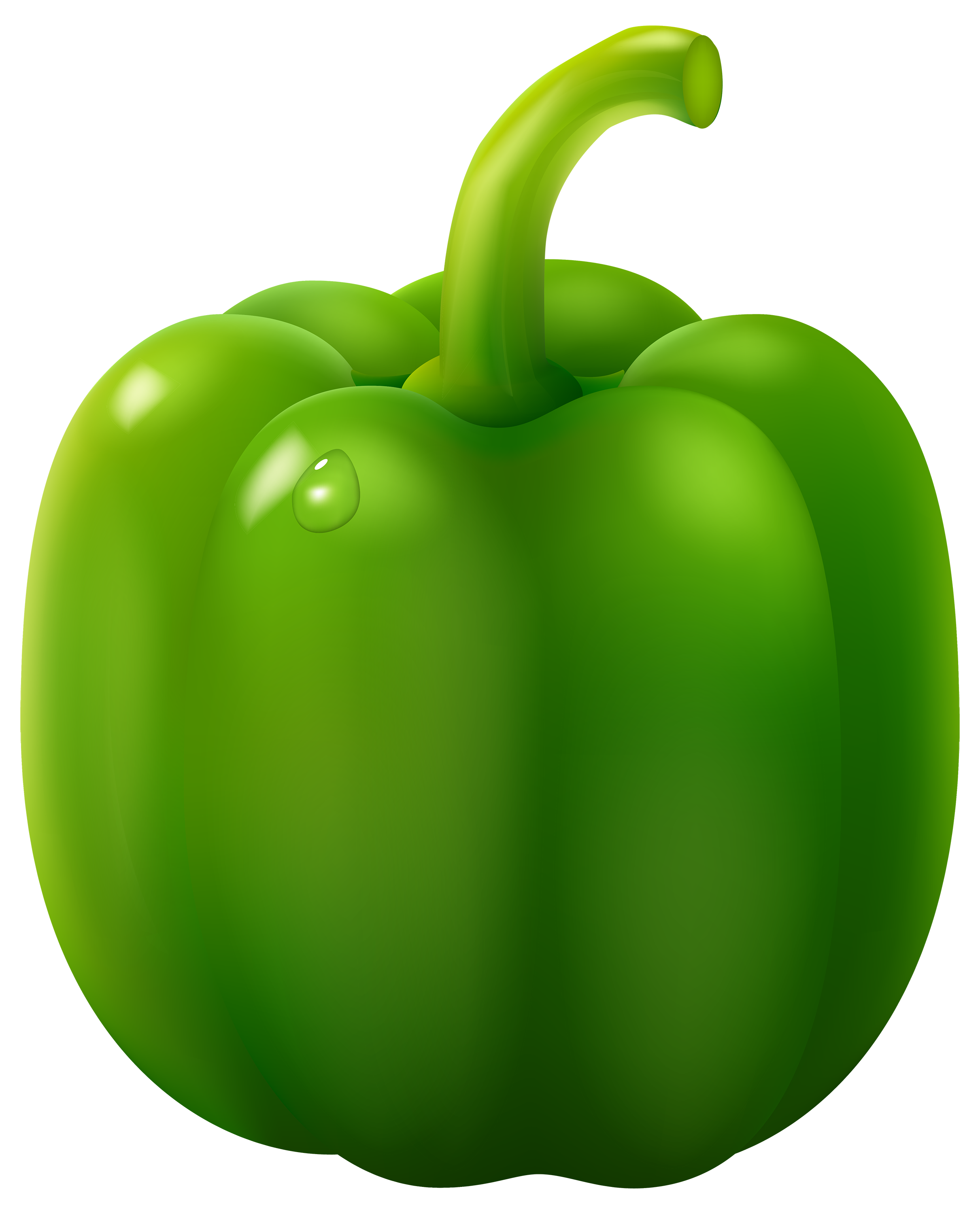 Pepper clipart. Green png best web