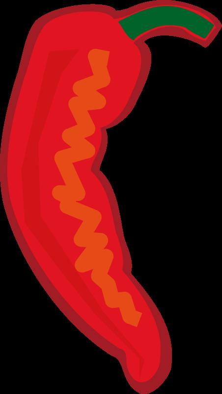 Vegetables set medium image. Peppers clipart cartoon