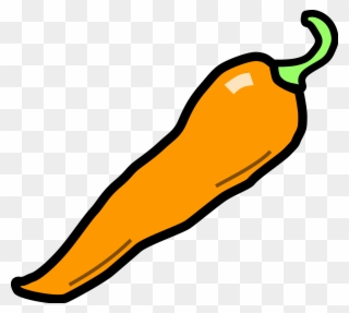 Free png chili pepper. Peppers clipart cute