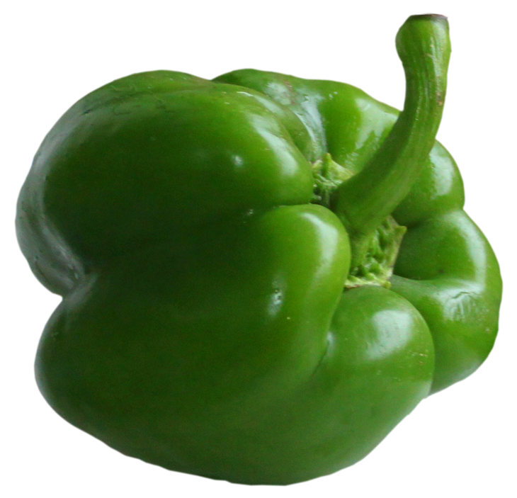 Pepper png picture gallery. Peppers clipart green vegetable