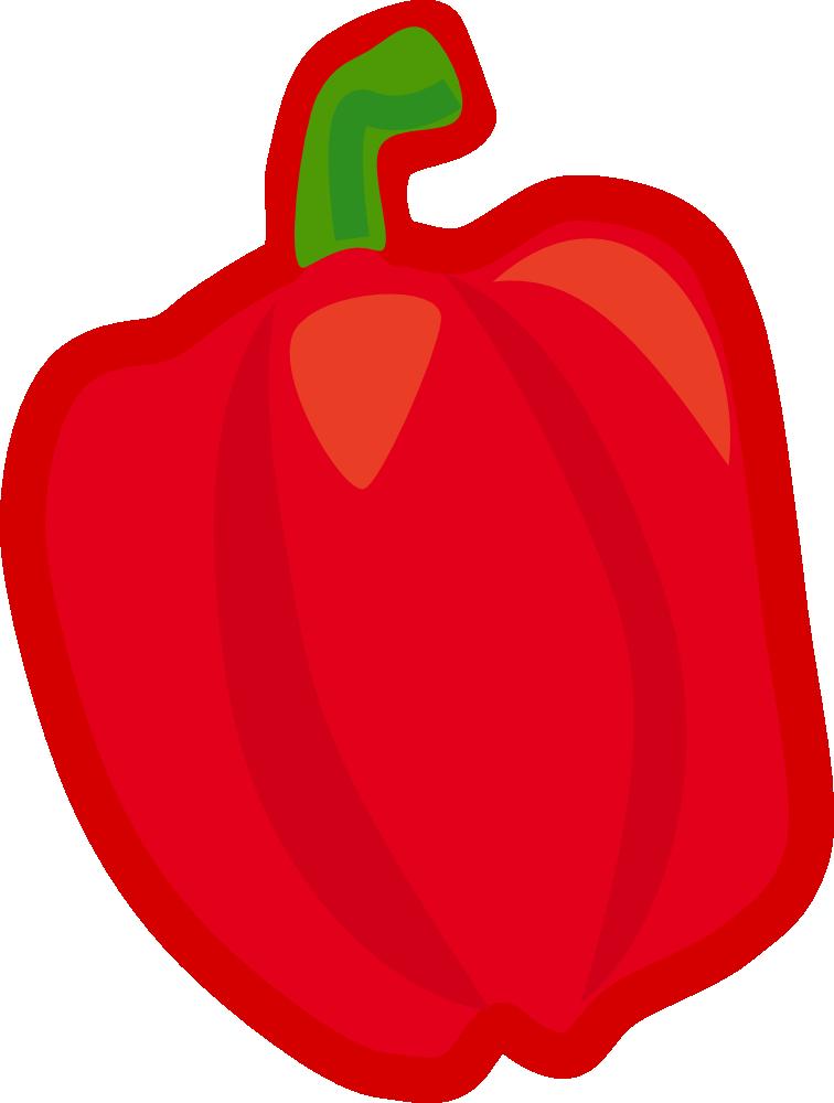 Onlinelabels clip art vegetables. Peppers clipart green vegetable
