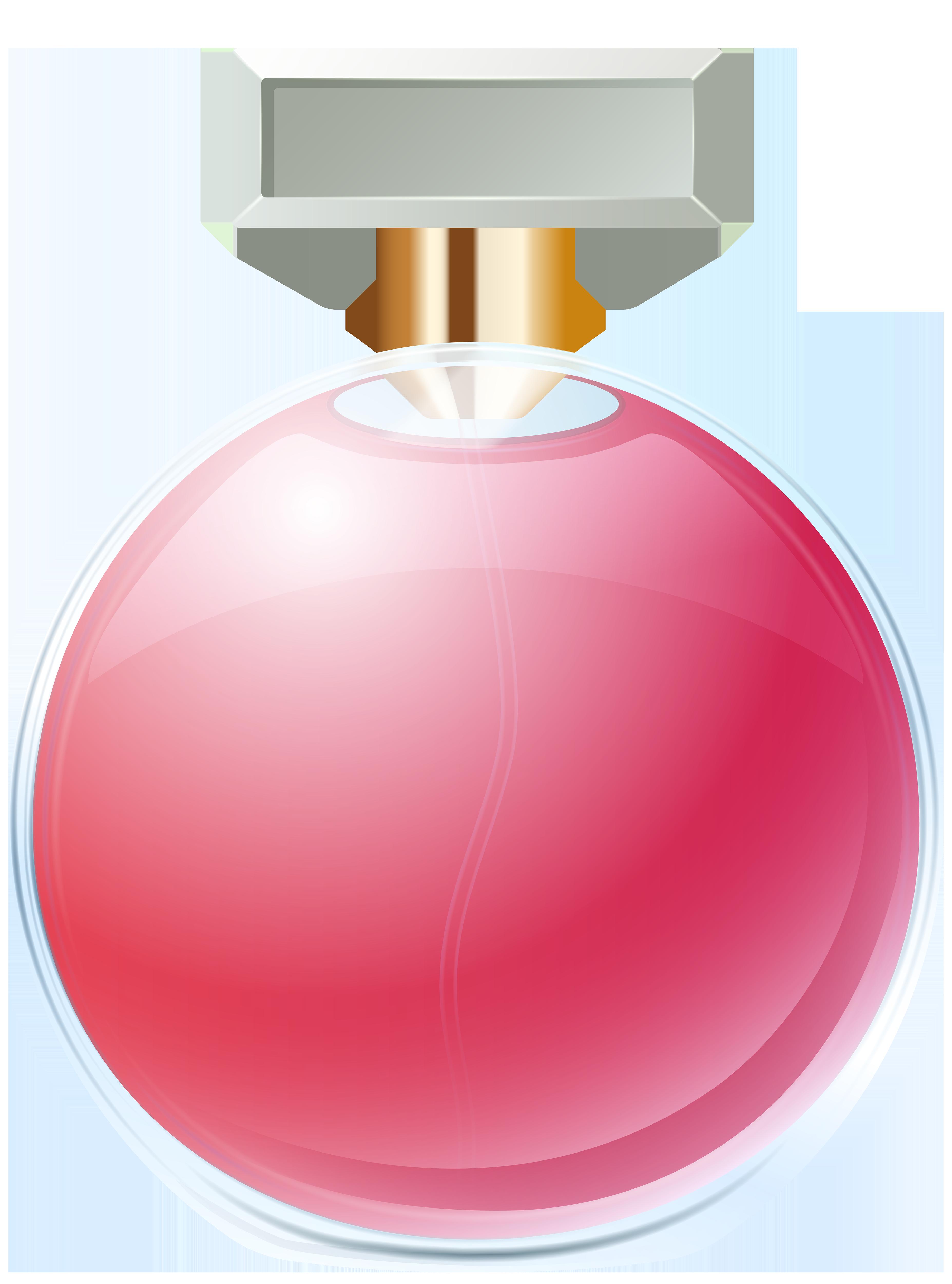 Perfume clipart. Bottle transparent png clip