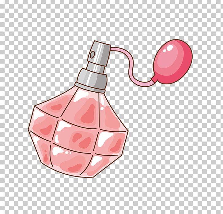 Perfume clipart cartoon. Illustration png bottle