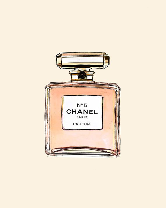 Perfume clipart chanel no 5. Bottle drawings mount mercy